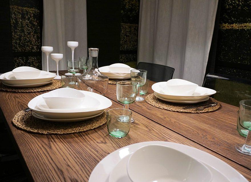 stoły dębowe